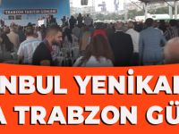İstanbul Yenikapı'da Çakma Trabzon Günleri!