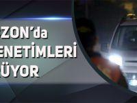 Trabzon'da Kurallara Uymayan Araçlara 22 Bin TL Ceza!