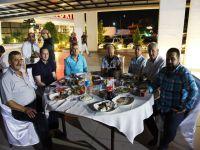 Tsm Korosu İle Kazancıoğlu Kömür Çalışanları İftarlarını Birlikte Açtılar