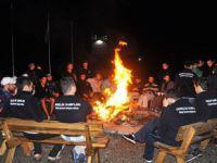 Haçka Yaylasında Gençlik Kampı Devam Ediyor