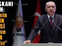 Cumhurbaşkanı Erdoğan: Türkiye'nin Bekasının Garantisi AK Parti Ve Cumhur İttifakı'dır