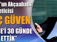 """Trabzonspor'un Akçaabatlı Yöneticisi Sertaç Güven: """"Sturridge'i 30 Günde İkna Ettik"""""""