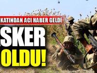 Barış Pınarı Harekâtından Acı Haber Geldi,1 Asker Şehit!