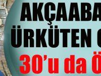 Akçaabat'ta Ürküten Olay! 30'u Da Öldü