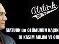 Atatürk'ün Ölümünün Kaçıncı Yıl Dönümü? 10 Kasım Anlam Ve Önemi Nedir?