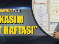 """Dr. Muzaffer Al Yazdı """"14 Kasım Diyabet Haftası"""""""