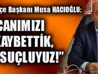 CHP Akçaabat İlçe Başkanından Açıklama!
