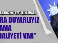 AK Parti Sözcüsü Ömer Çelik'ten 'EYT' Açıklaması: Sorunlara Duyarlıyız Ama Ülkeye Maliyeti Var