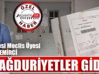 """Akçaabat Belediyesi Meclis Üyesi Tuncay Demirci """"Önce Mağduriyetler Giderilsin"""""""