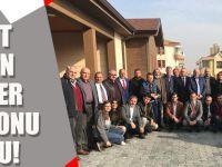 Başkent Trabzon Dernekler Federasyonu Kuruldu!