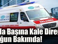 Trabzon'da Başına Kale Direği Düşen Çocuk Yoğun Bakımda!