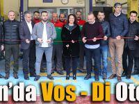 Trabzon'un TÜV Rheinland Denetimli İlk Özel Servisi Vos-Di Otomotiv Castrol Auto Service Ailesine Katıldı