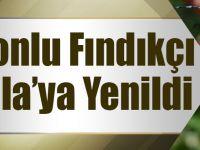 Trabzonlu Fındıkçı Drakula'ya Yenildi