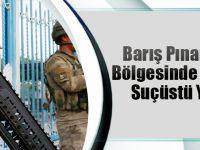 Barış Pınarı Harekâtı Bölgesinde 104 Terörist Suçüstü Yakalandı