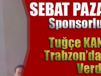 Tuğçe Kandemir Trabzon'da Muhteşem Konser Verdi