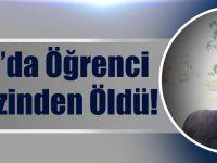 Trabzon'da Öğrenci Kalp Krizinden Öldü!