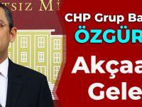 CHP Grup Başkan Vekili Özgür Özel Akçaabat'a Gelecek