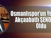Akçaabatlı İş Adamı Şenol Ayvaz Osmanlıspor'un Yeni Sahibi Oldu.
