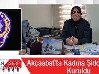 Akçaabat'ta Kadına Şiddet Bürosu Kuruldu