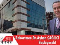 Rekortmen Dr. Ayhan Çağılcı Akçaabat'ta Başlayacak!