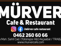 Mürver Cafe Akçaabat'ta!