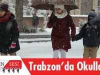 Trabzon'da Okullar Tatil Edildi!