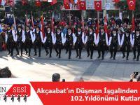 Akçaabat'ın Düşman İşgalinden Kurtuluşunun 102. Yıldönümü Kutlandı