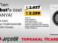 Arçelik'ten Akçaabat'a Özel Kampanya!