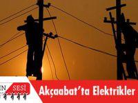 Akçaabat'ta Elektrikler Kesilecek!