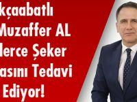 Akçaabatlı Dr. Muzaffer Al, Binlerce Şeker Hastasını Tedavi Ediyor!