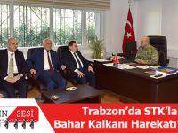 Trabzon'da STK'lardan Bahar Kalkanı Harekâtı'na Tam Destek