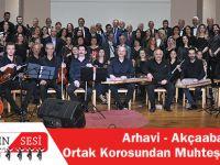 Arhavi – Akçaabat  Ortak Korosundan Muhteşem  Konser..