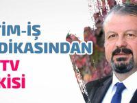 Trabzon Eğitim-İş'ten EBA TV'ye tepki!