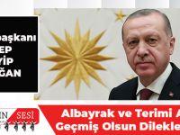 Cumhurbaşkanı Erdoğan, Albayrak Ve Terim'i Arayarak Geçmiş Olsun Dileklerini İletti
