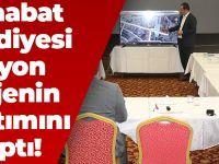 Akçaabat Sahil Düzenleme Projesi Toplantısı Yapıldı