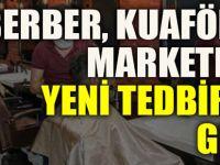 Berber, Kuaför Ve Marketlerle İlgili Güncelleme