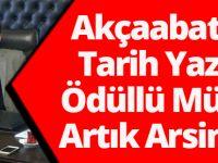Akçaabat'ta Başarılı Çalışmalarıyla Tarih Yazan Müdür Artık Arsin'de!