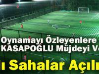 Futbol Oynamayı Özleyenlere Müjde! Halı Sahalar Açılıyor