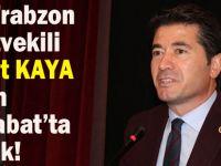 CHP Trabzon Milletvekili Ahmet KAYA,Bugün Akçaabat İlçesinde Olacak!