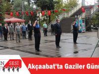 Akçaabat'ta 19 Eylül Gaziler Günü Kutlandı