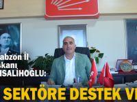 Özel Sektöre Destek Verin!