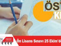 KPSS Ön Lisans Sınavı Ekim Ayında Yapılacak