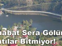Akçaabat Sera Gölünde Sıkıntılar Bitmiyor!