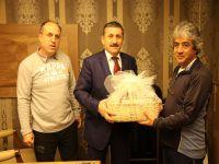 Kastamonu Bayan Hentbol Takımı Trabzon'da