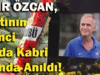 Trabzonspor'un Efsane Oyuncularından Kadir Özcan, Vefatının Yedinci Yılında Kabri Başında Anıldı.