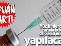 5 Puanı Alan Aşı Olacak