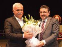 Trabzon'da Mekke Medine Kudüs'ü Anlattı