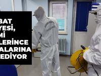 Akçaabat Belediyesi, Pandemi Tedbirlerince Çalışmalarına Devam Ediyor