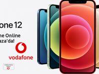"""""""Vodafone Red'le Mücbir Sebepler""""Den Iphone12 Fırsatı"""