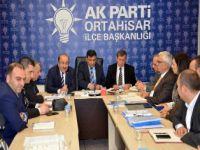 AK Parti Teşkilatından Karşılıklı Ziyaretler